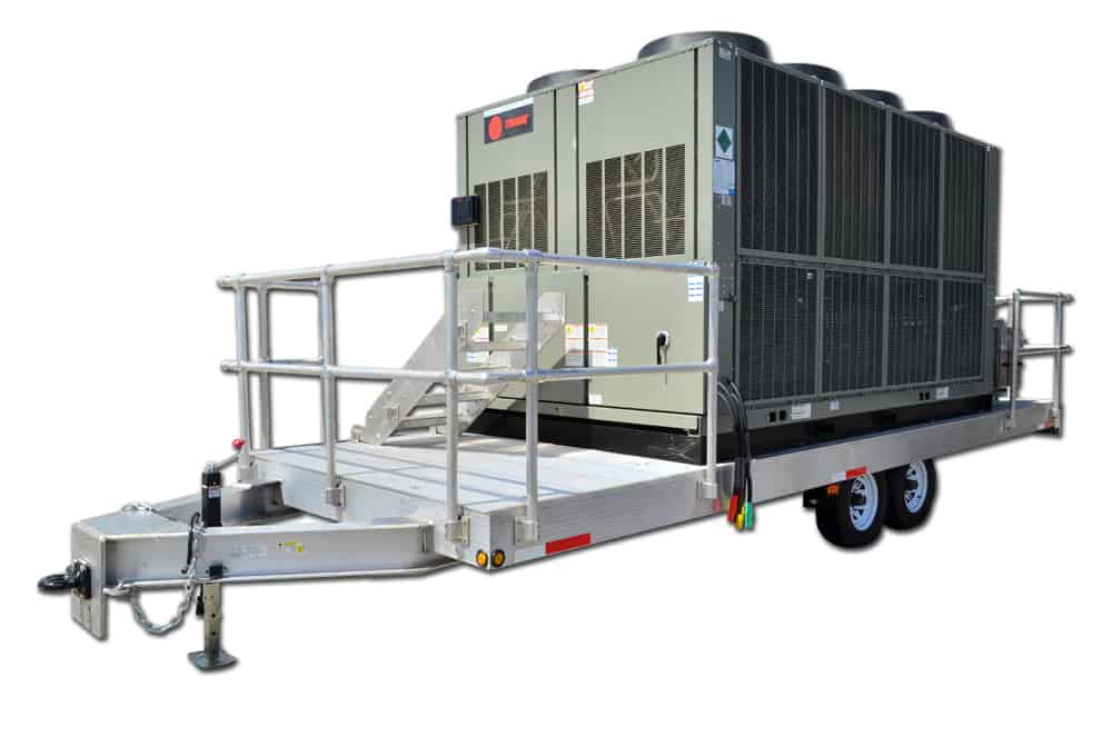 Chiller Rentals-Commercial Applications