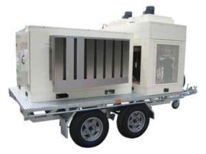 HVAC Equipment Rental Specialist