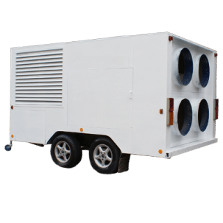 Air Conditioning Rentals-Industrial