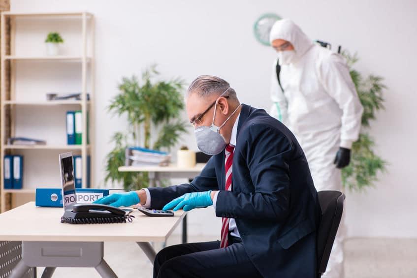 Industrial Sanitizer Treatment