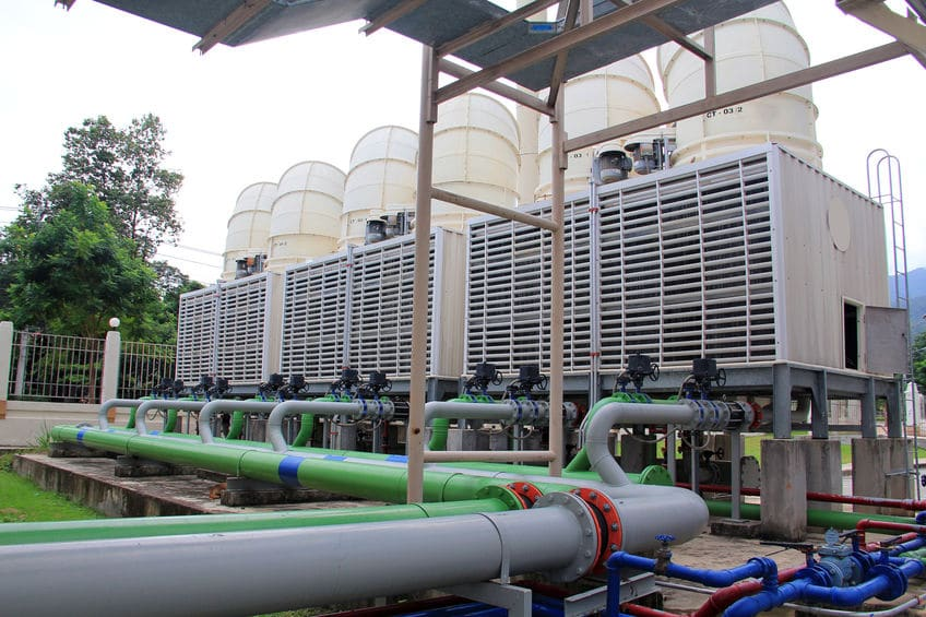 Mobile Cooling Equipment Solutions