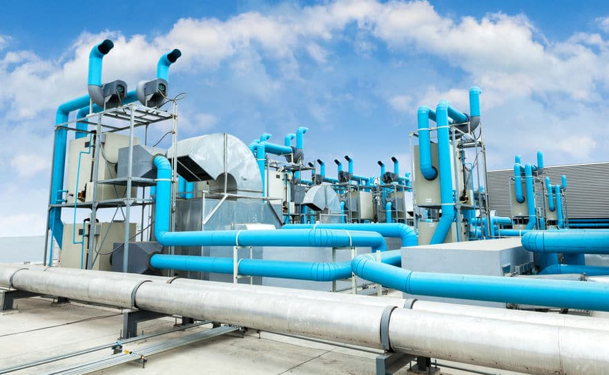 Commercial HVAC Capabilities