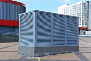 Mobile Cooling Supplies for Buildings