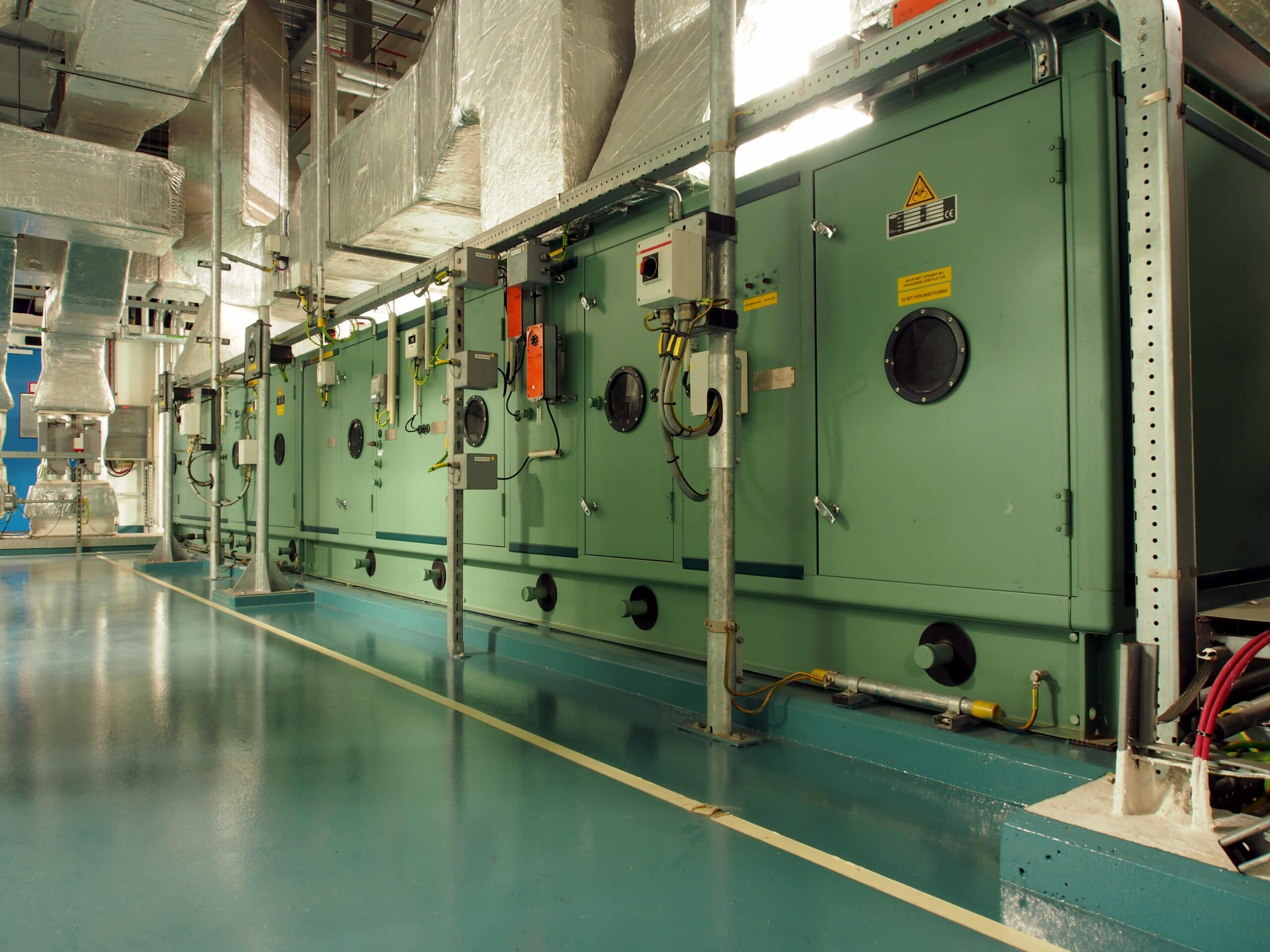 HVAC Parts Supplied for Commercial Facilities