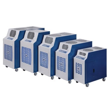 Mobile Cooling Equipment Source