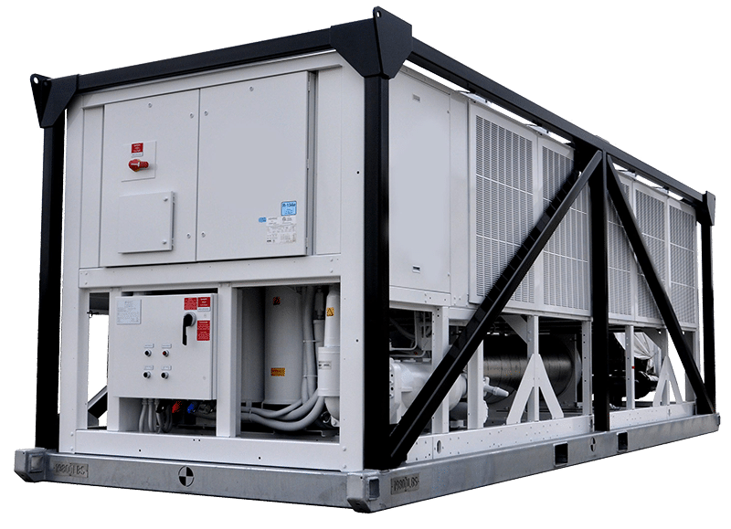 Chiller Rental Choices for Commercial and Industrial