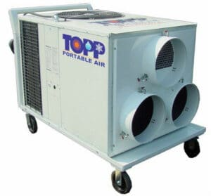 Mobile Cooling Products for Commercial