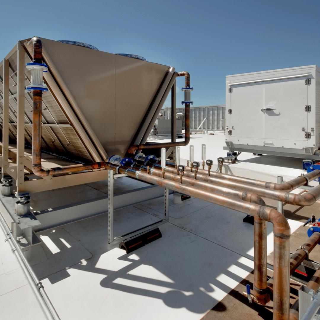 Industrial HVAC Services Delivered
