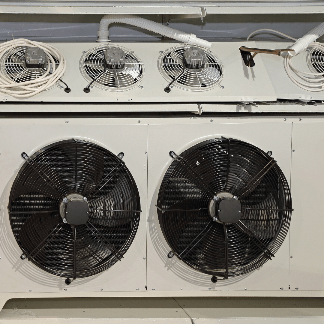 Air-Conditioning Rentals for Industrial Projects