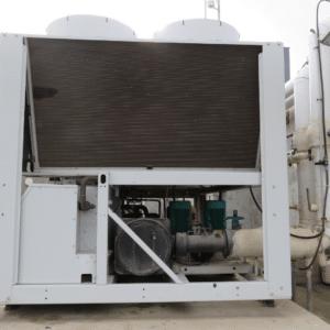 Chiller Repair Optionsfor HVAC Units